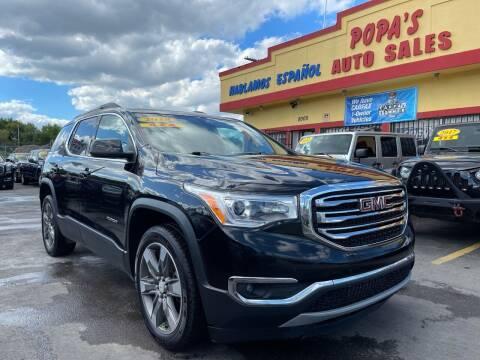 2018 GMC Acadia for sale at Popas Auto Sales in Detroit MI