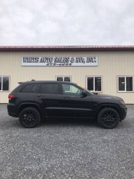 2018 Jeep Grand Cherokee for sale at White Auto Sales Inc in Summersville WV