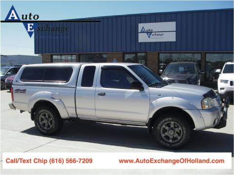 2004 Nissan Frontier for sale at Auto Exchange Of Holland in Holland MI