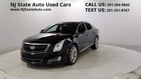 2016 Cadillac XTS for sale at NJ State Auto Auction in Jersey City NJ