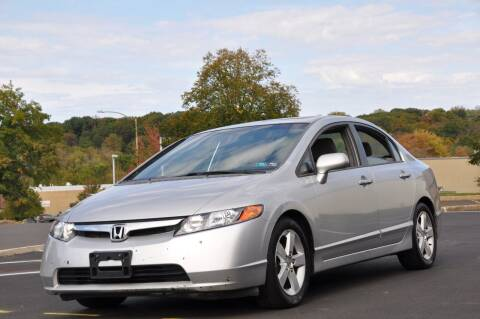 2008 Honda Civic for sale at T CAR CARE INC in Philadelphia PA