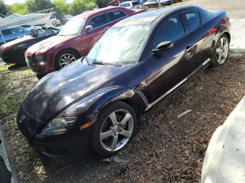 2005 Mazda RX-8 for sale at WICKED NICE CAAAZ in Cape Coral FL