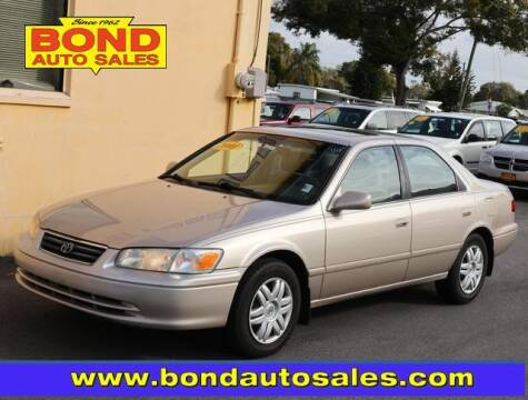 2000 Toyota Camry for sale at Bond Auto Sales in St Petersburg FL