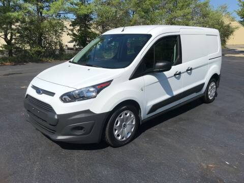 2017 Ford Transit Connect Cargo for sale at BORGES AUTO CENTER, INC. in Taunton MA