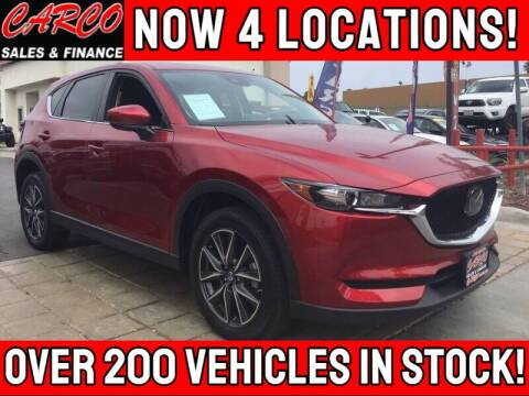 2018 Mazda CX-5 for sale at CARCO SALES & FINANCE - CARCO OF POWAY in Poway CA