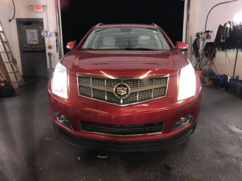 2010 Cadillac SRX for sale at Worldwide Auto Sales in Fall River MA