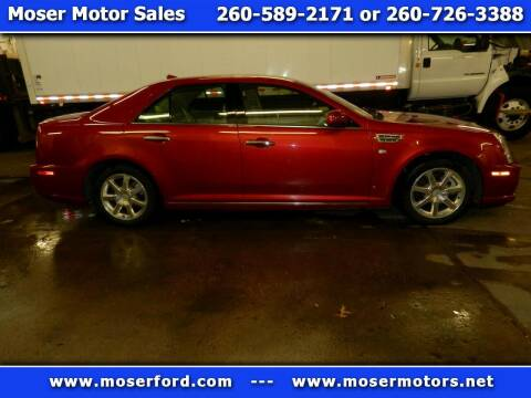 2009 Cadillac STS for sale at Moser Motors Of Portland in Portland IN