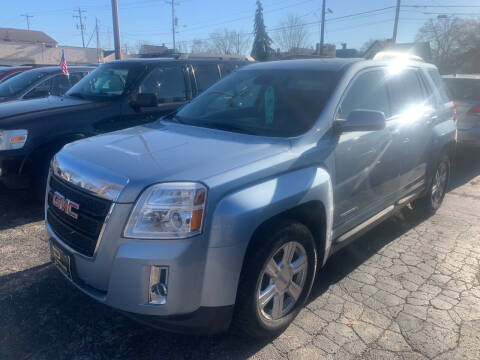 2014 GMC Terrain for sale at PAPERLAND MOTORS in Green Bay WI