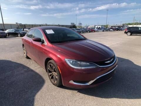 2015 Chrysler 200 for sale at Allen Turner Hyundai in Pensacola FL