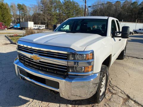 2015 Chevrolet Silverado 2500HD for sale at Elite Motor Brokers in Austell GA