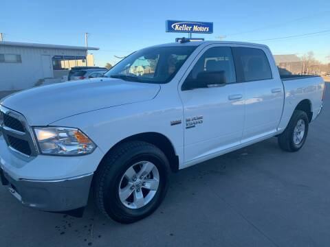 2020 RAM Ram Pickup 1500 Classic for sale at Keller Motors in Palco KS