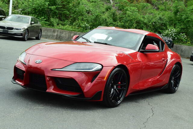 2020 Toyota GR Supra for sale at Automall Collection in Peabody MA