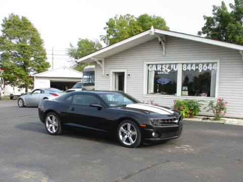 2010 Chevrolet Camaro for sale at Cars 4 U in Liberty Township OH