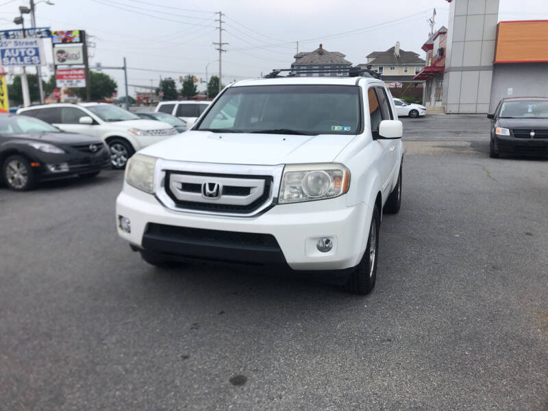 2011 Honda Pilot for sale at 25TH STREET AUTO SALES in Easton PA