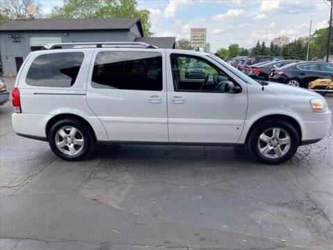 2007 Chevrolet Uplander for sale at HUFF AUTO GROUP in Jackson MI