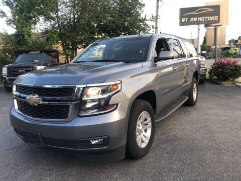 2018 Chevrolet Suburban for sale at RT28 Motors in North Reading MA