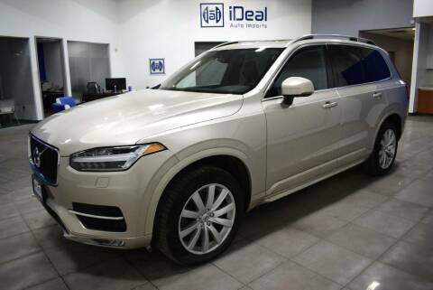 2016 Volvo XC90 for sale at iDeal Auto Imports in Eden Prairie MN