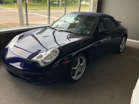 2002 Porsche 911 for sale at MICHAEL'S AUTO SALES in Mount Clemens MI