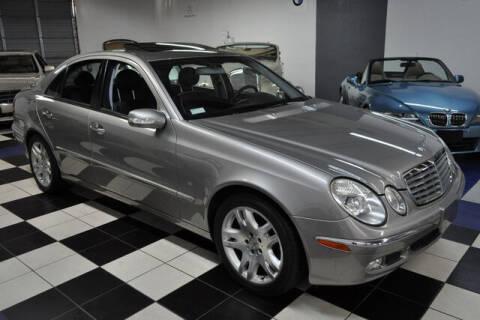 2003 Mercedes-Benz E-Class for sale at Podium Auto Sales Inc in Pompano Beach FL