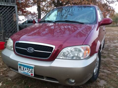 2005 Kia Sedona for sale at Sunrise Auto Sales in Stacy MN