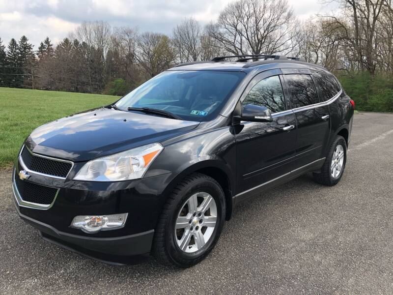 2012 Chevrolet Traverse for sale at Hutchys Auto Sales & Service in Loyalhanna PA