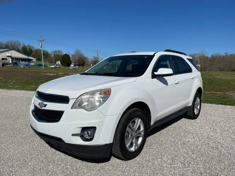 2012 Chevrolet Equinox for sale at 64 Auto Sales in Georgetown IN