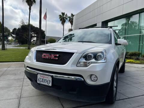 2011 GMC Acadia for sale at Top Motors in San Jose CA