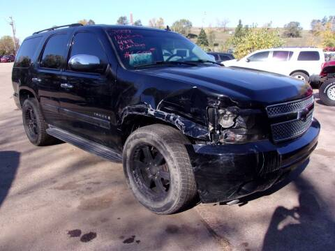 2007 Chevrolet Tahoe for sale at Barney's Used Cars in Sioux Falls SD