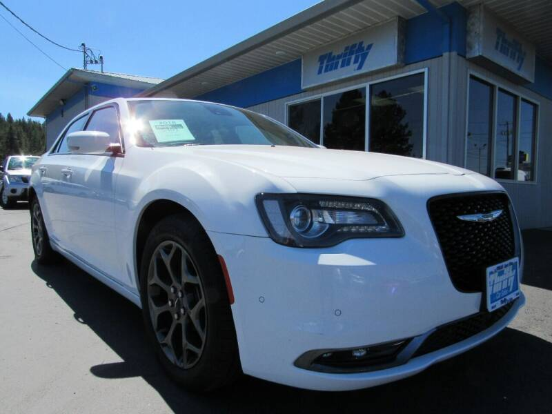 2018 Chrysler 300 for sale at Thrifty Car Sales SPOKANE in Spokane Valley WA