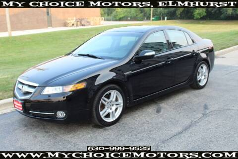 2007 Acura TL for sale at Your Choice Autos - My Choice Motors in Elmhurst IL