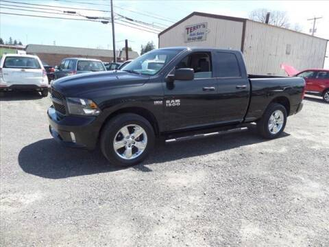 2018 RAM Ram Pickup 1500 for sale at Terrys Auto Sales in Somerset PA