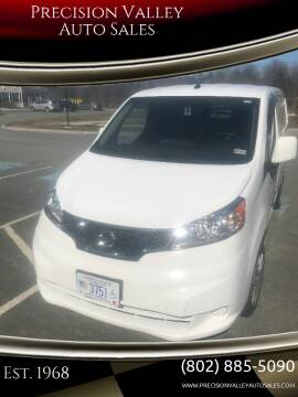 2018 Nissan NV200 for sale at Precision Valley Auto Sales in Springfield VT