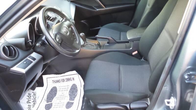 2013 Mazda MAZDA3 i SV 4dr Sedan 5A - Albany NY