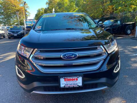 2017 Ford Edge for sale at Elmora Auto Sales in Elizabeth NJ