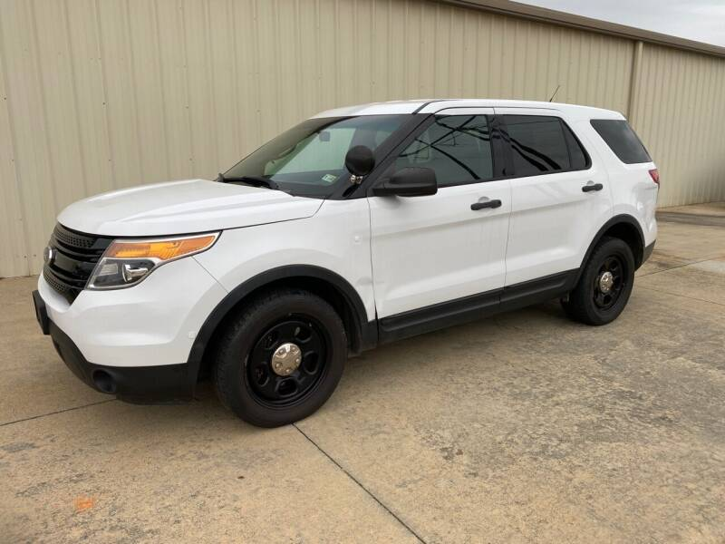 2014 Ford Explorer for sale at Freeman Motor Company in Lawrenceville VA