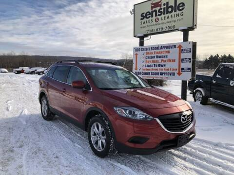 2014 Mazda CX-9 for sale at Sensible Sales & Leasing in Fredonia NY