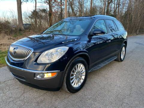 2011 Buick Enclave for sale at Speed Auto Mall in Greensboro NC