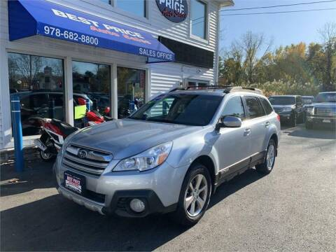 2013 Subaru Outback for sale at Best Price Auto Sales in Methuen MA