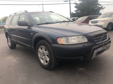 2006 Volvo XC70 for sale at Action Automotive Service LLC in Hudson NY