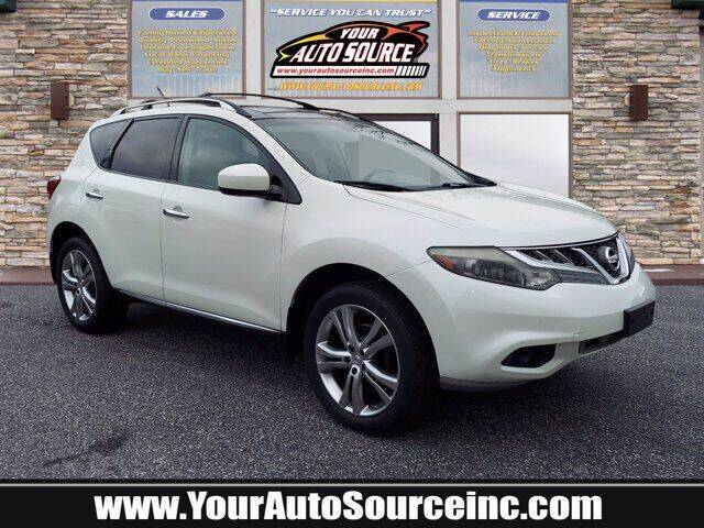 2011 Nissan Murano for sale at Your Auto Source in York PA