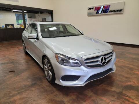 2016 Mercedes-Benz E-Class for sale at Driveline LLC in Jacksonville FL