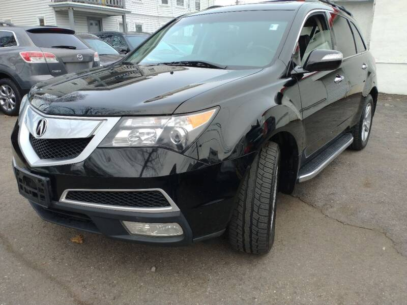 2011 Acura MDX for sale at Choice Motor Group in Lawrence MA