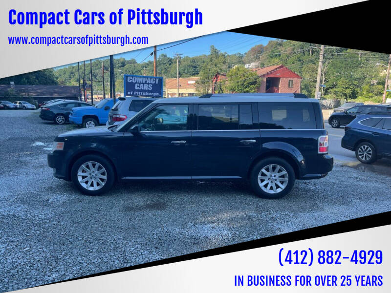 2009 Ford Flex for sale at Compact Cars of Pittsburgh in Pittsburgh PA