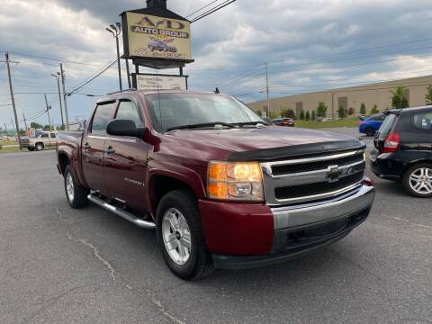 2008 Chevrolet Silverado 1500 for sale at A & D Auto Group LLC in Carlisle PA