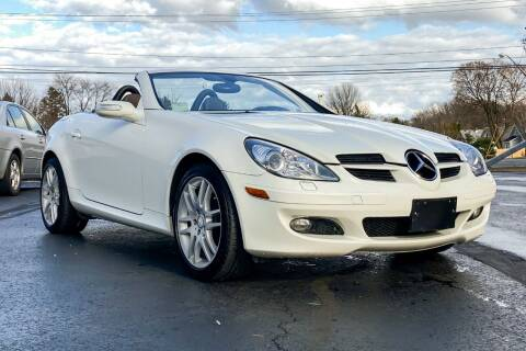 2008 Mercedes-Benz SLK for sale at Knighton's Auto Services INC in Albany NY