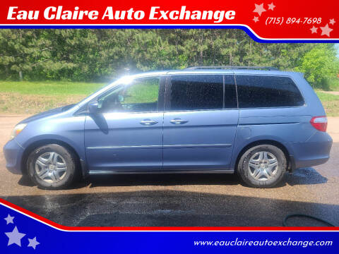2007 Honda Odyssey for sale at Eau Claire Auto Exchange in Elk Mound WI