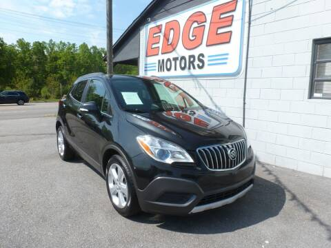 2016 Buick Encore for sale at Edge Motors in Mooresville NC