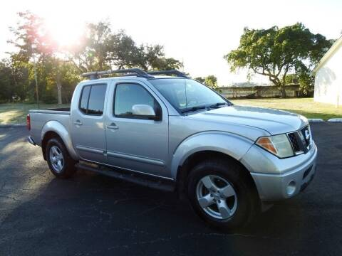 2005 Nissan Frontier for sale at SUPER DEAL MOTORS 441 in Hollywood FL