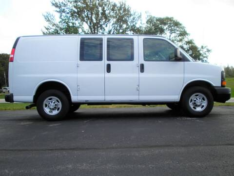 2016 Chevrolet Express Cargo for sale at Auto Brite Auto Sales in Perry OH