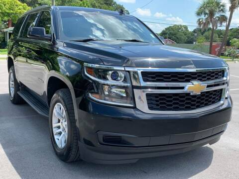 2015 Chevrolet Tahoe for sale at Consumer Auto Credit in Tampa FL